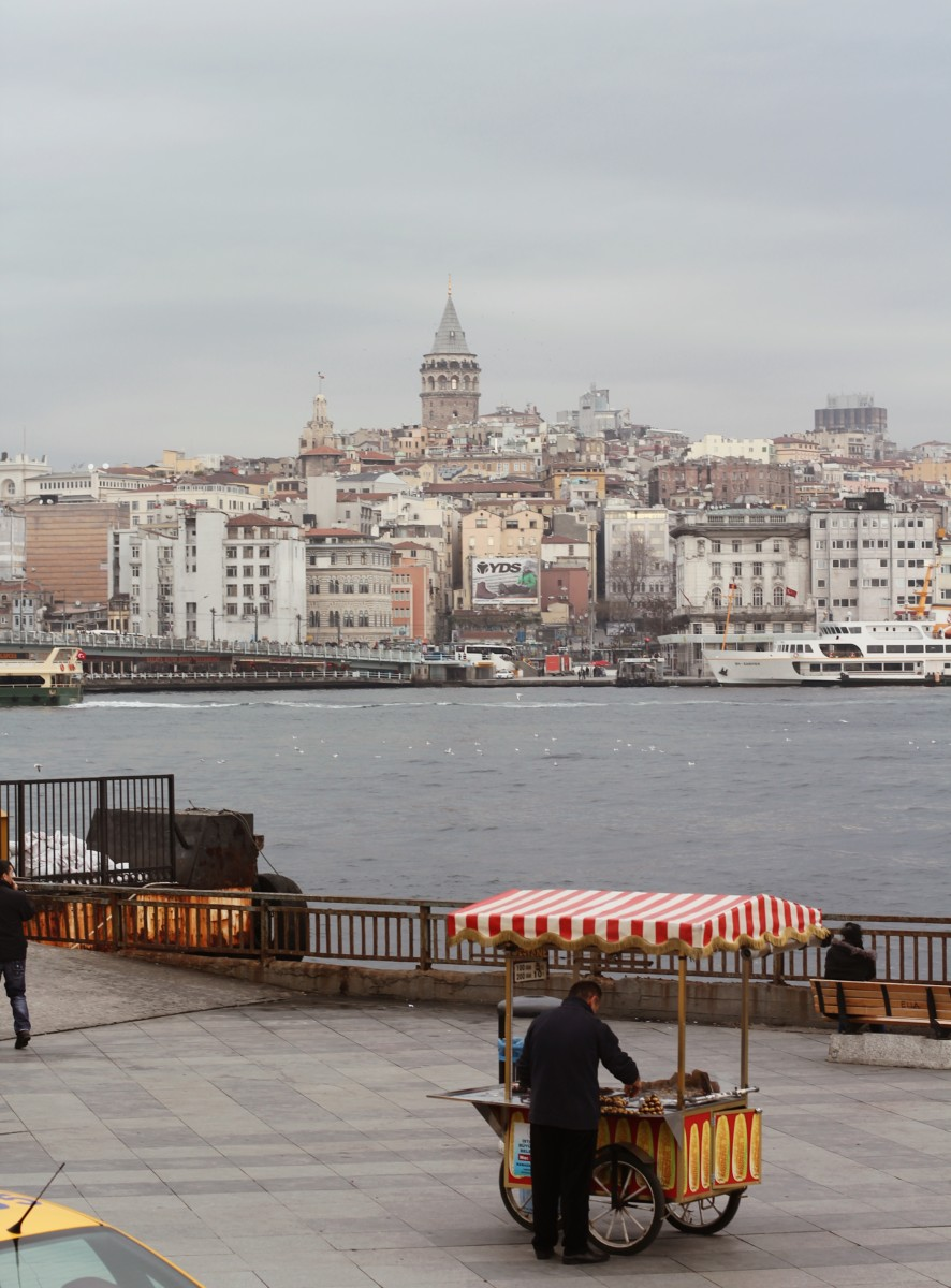 5 вещей, которые нужно сделать в Стамбуле.