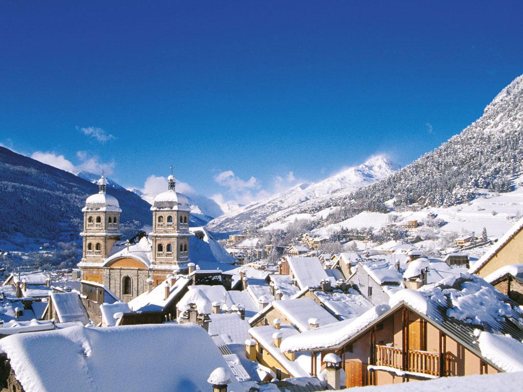 Необычное скольжение — новинки на горнолыжных курортах Франции