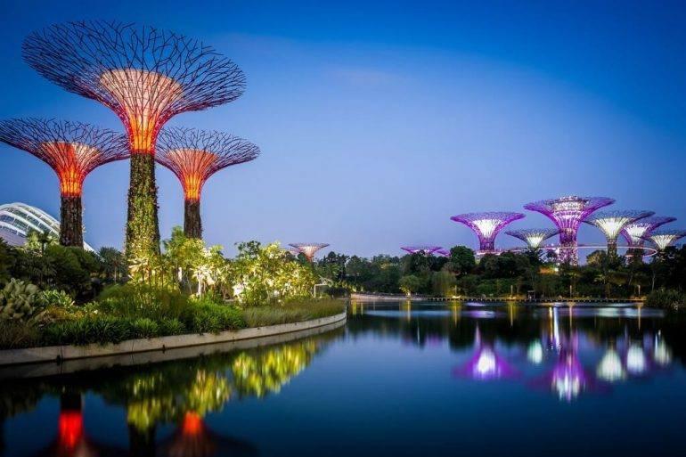 Почему стоит задержаться в Сингапуре