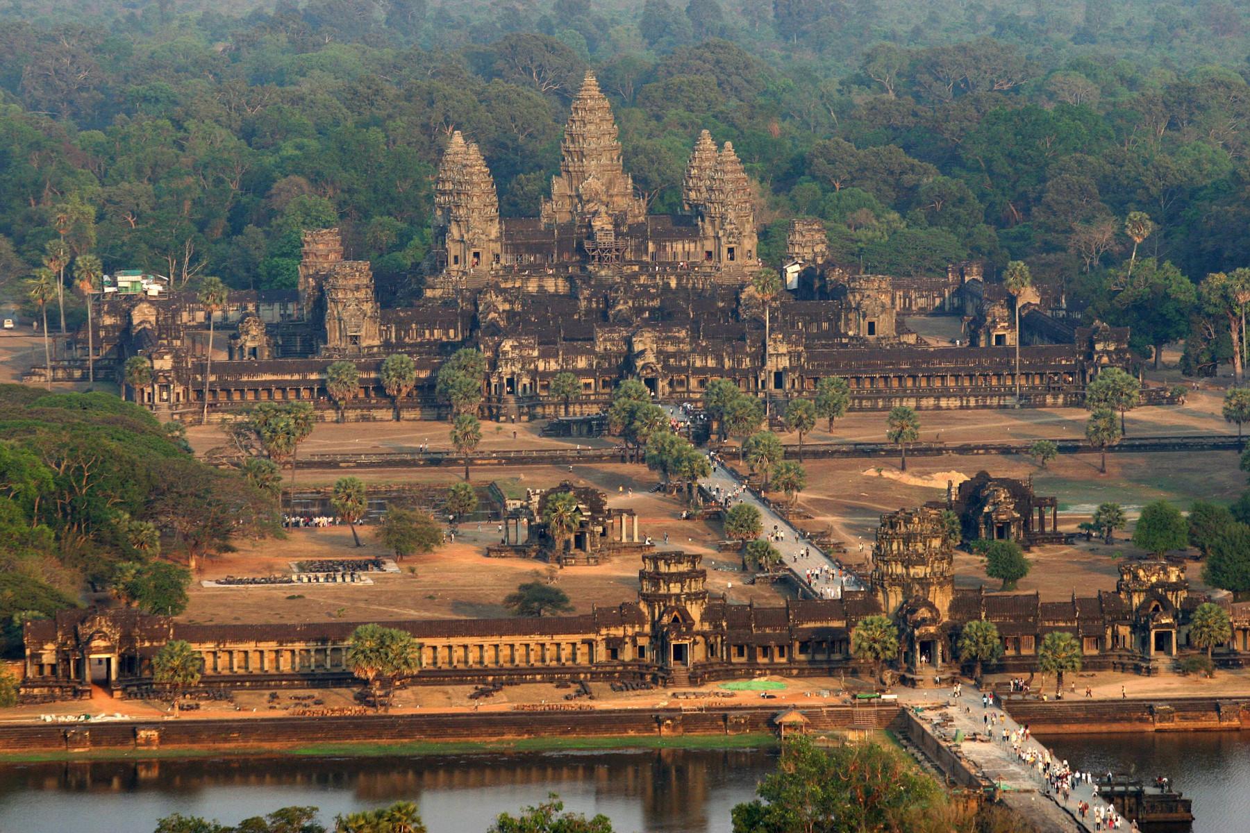 Мини-гид по экзотической и чарующей Камбодже