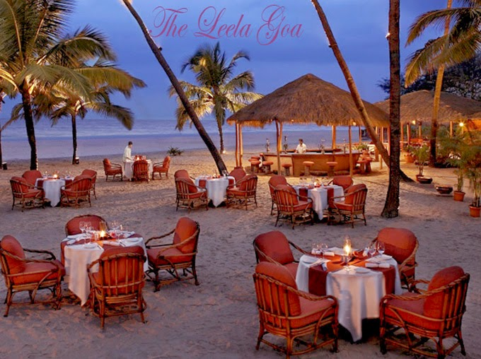 Отель The Leela Goa 5*признан одним из лучших отелей Азии!