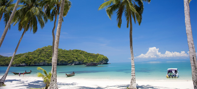 Хорошие отели 3* на о.Самуи, Тайланд