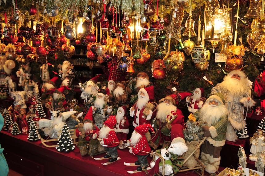 5 самых красивых рождественских ярмарок Европы