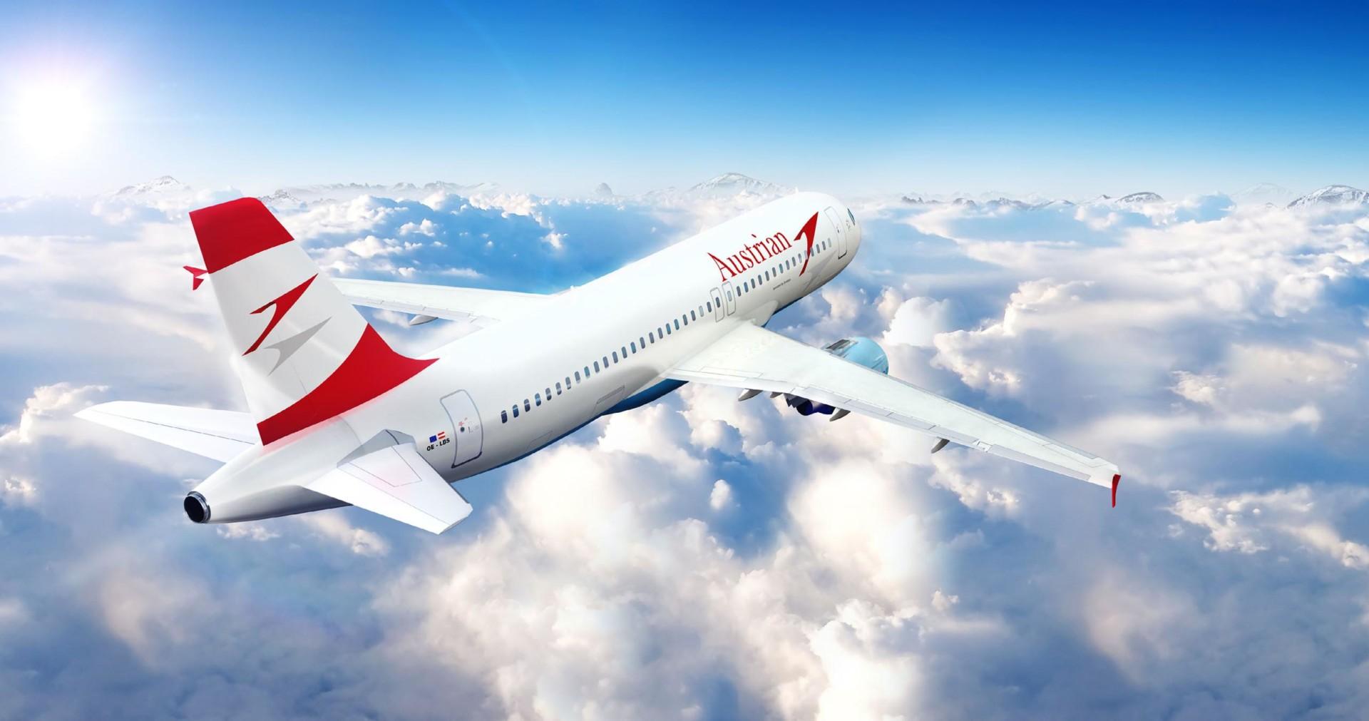 Austrian Airline в зимнем сезоне 2017-2018 запустила рейсы в Инсбрук