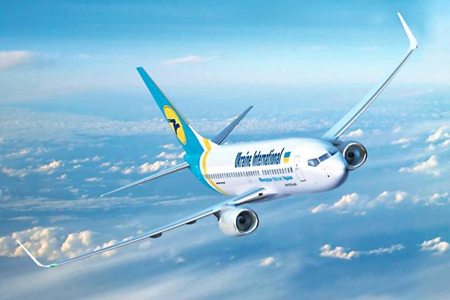С 25 апреля возобновлены регулярные рейсы Киев-Копенгаген