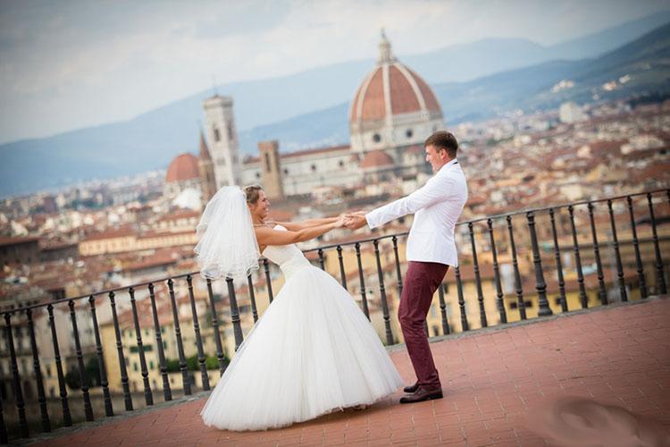 Красивые города Европы для свадьбы