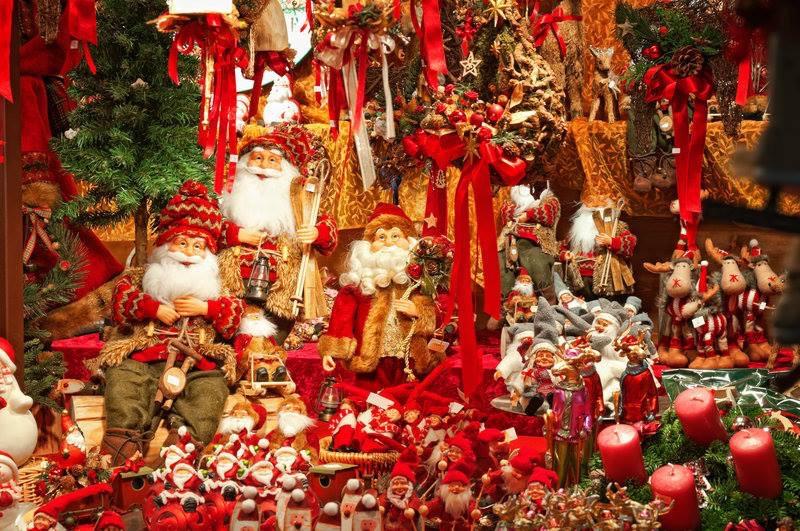 Самые красивые рождественские ярмарки Франции