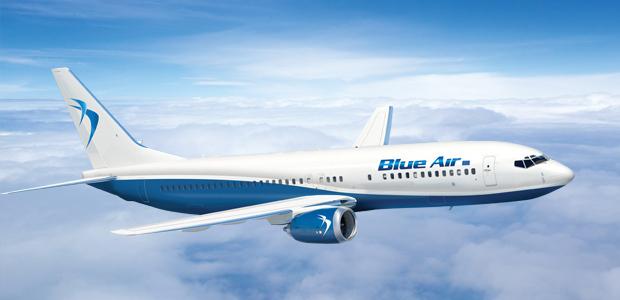 Blue Air в 2018 году начнет выполнять рейсы во Львов