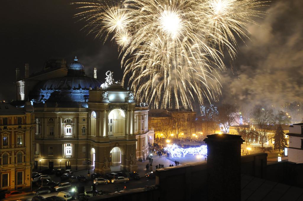Новогодние праздники в Одессе: расписание мероприятий