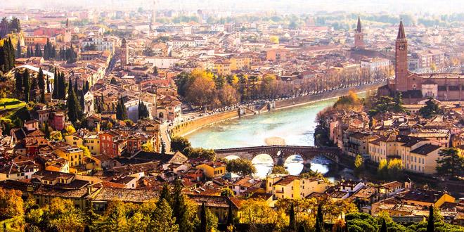 «ХОЧУ В ОТПУСК»: наши итальянские заметки — Верона