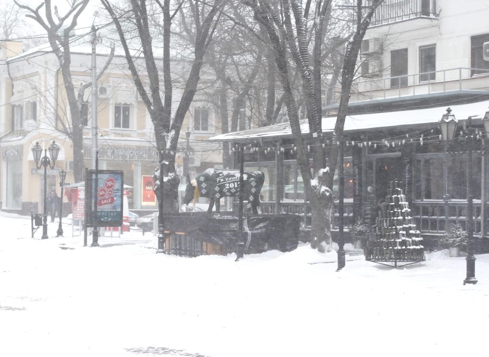 Как в Одессе, в 1800-х годах, встречали Новый год и Рождество