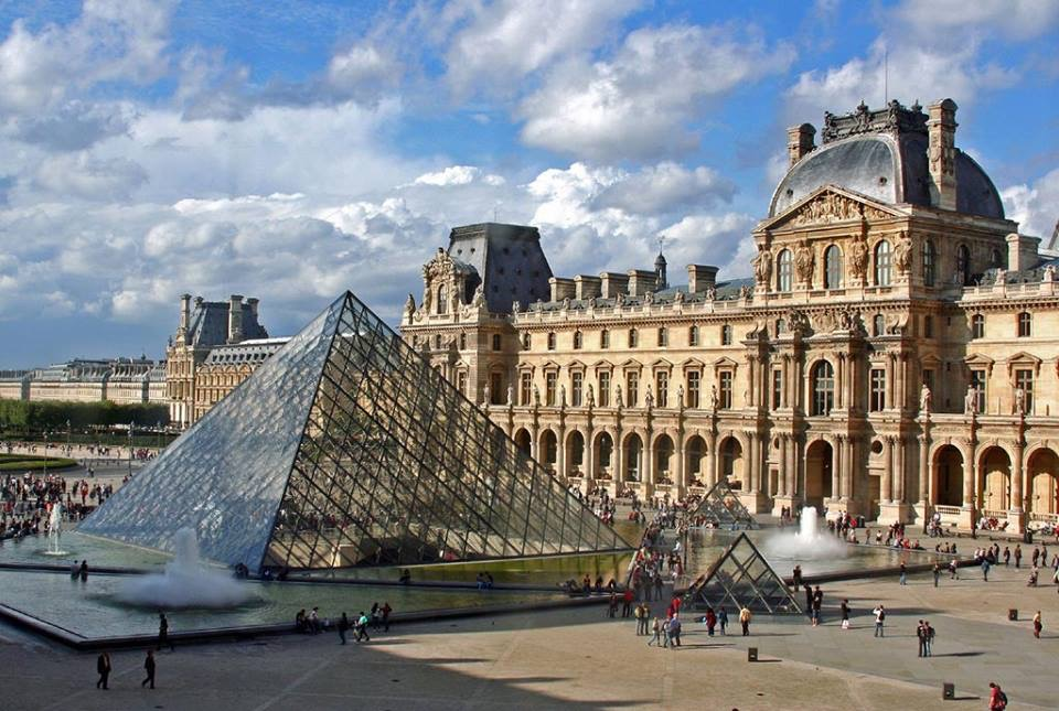 13 мест, которые стоит посетить в Париже