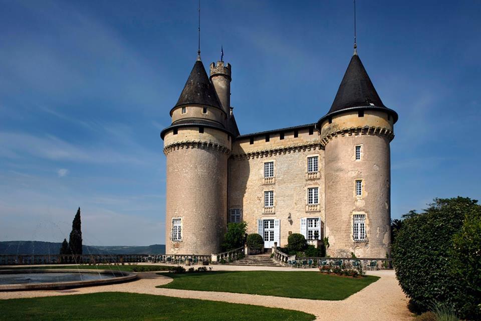Замки в Европе, в которых можно пожить