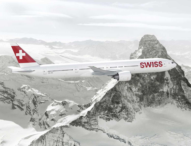 Авиакомпания SwissAir возвращается в Украину
