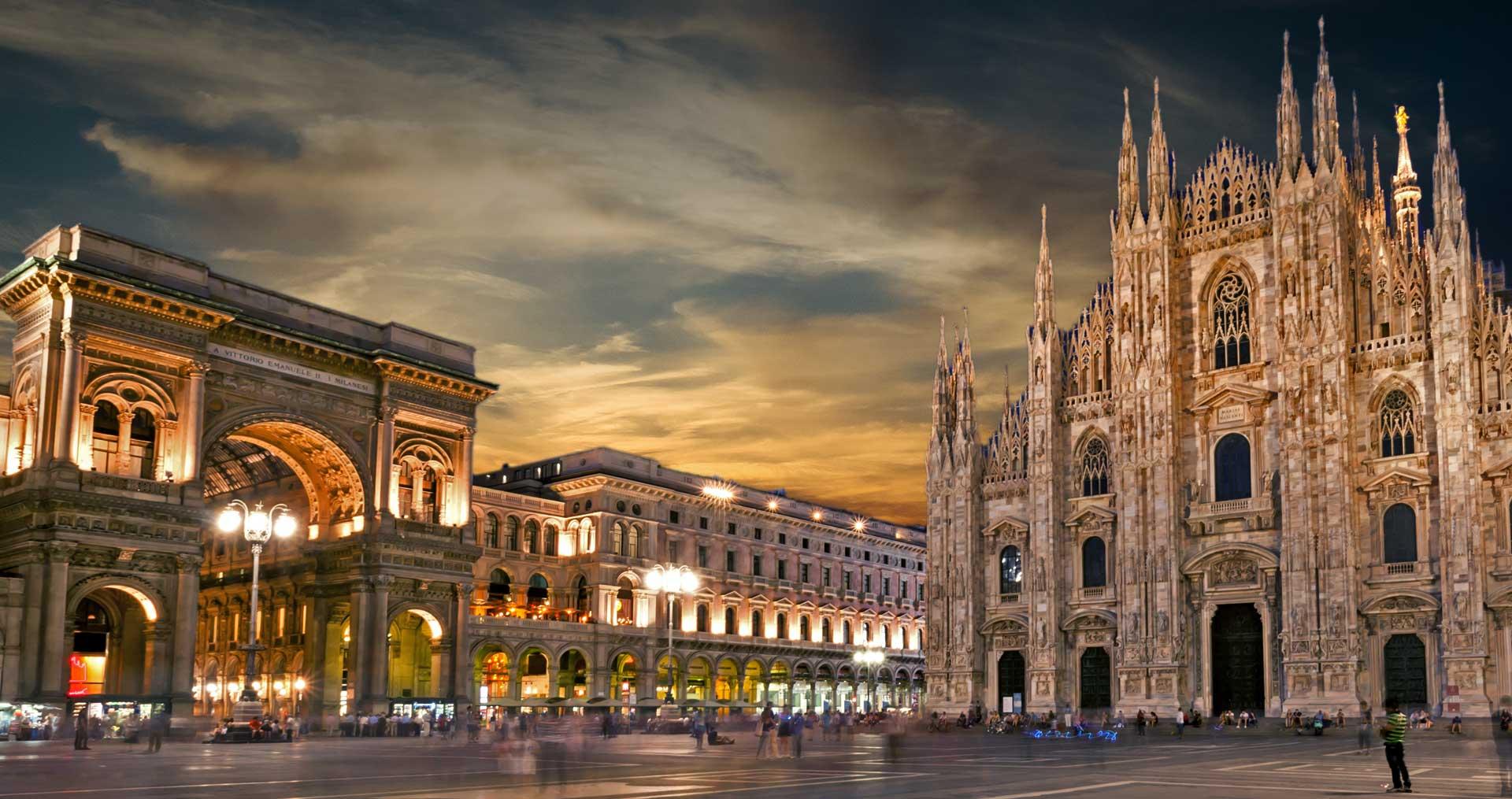В Милане открыли новый туристический маршрут «Путь секретов»