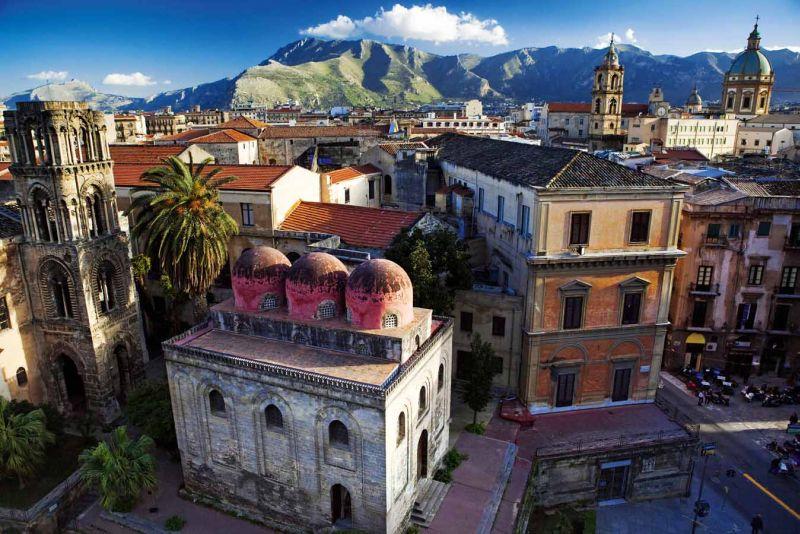 Палермо — признан культурной столицей Италии 2018 года