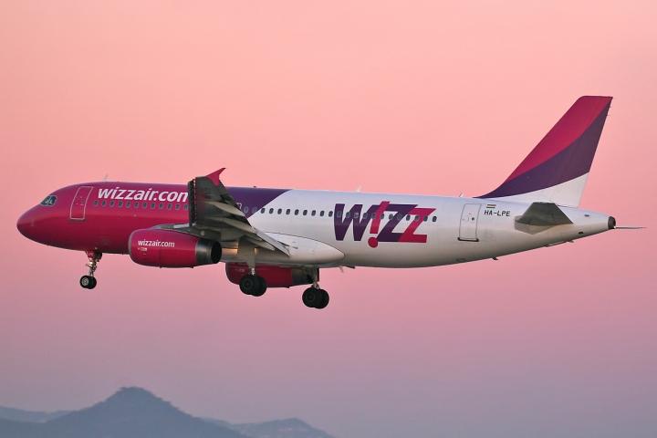 С 25 марта, Wizz Air сделает рейсы Киев – Варшава ежедневными