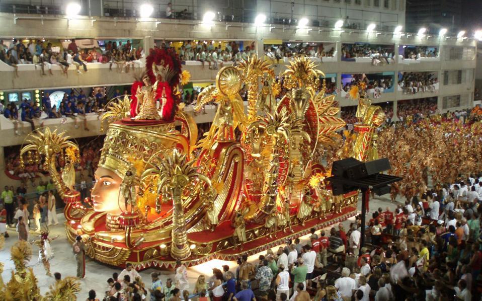 10 февраля — в Гоа стартует ежегодный карнавал