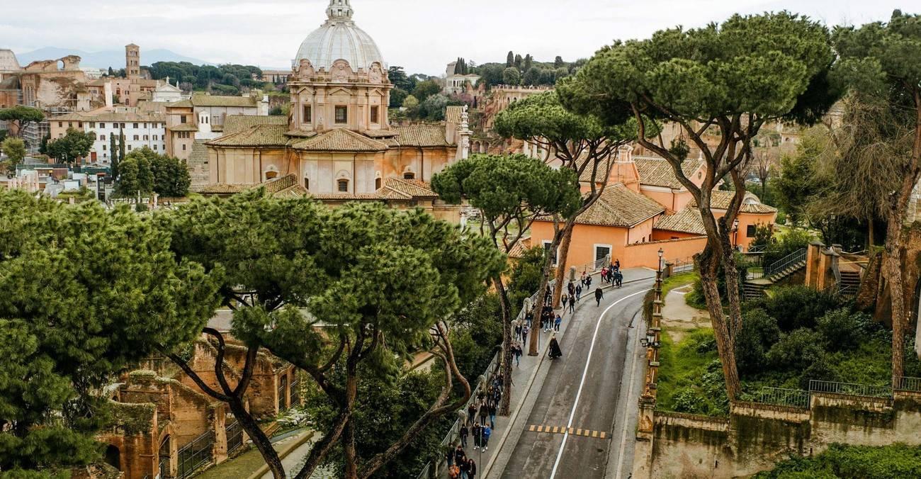 Чем заняться в Риме и его окрестностях