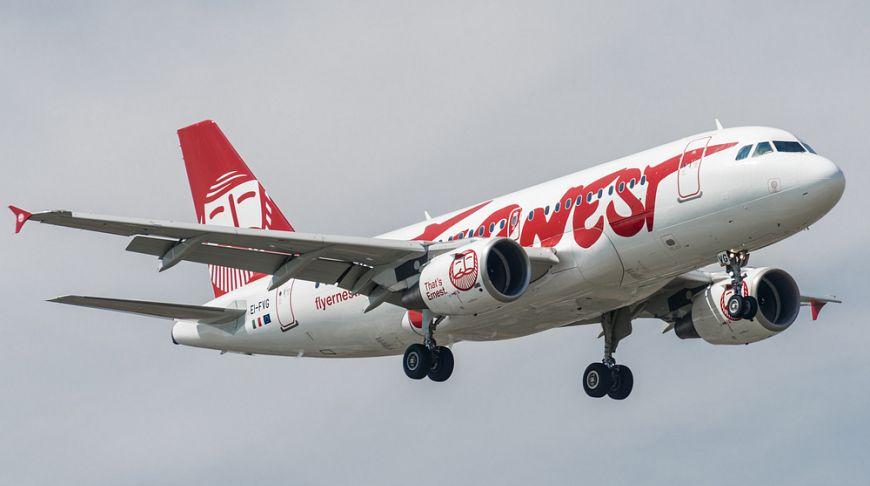 Итальянский лоукостер Ernest планирует запустить три новых рейса из Украины