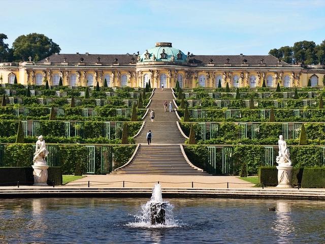 Во дворцах, замках и парках Германии пройдёт год культурного наследия