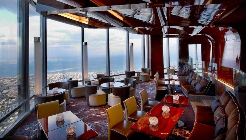 Лучшие рестораны в Дубае