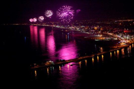 Приглашаем вас на празднование Розовой ночи в Римини