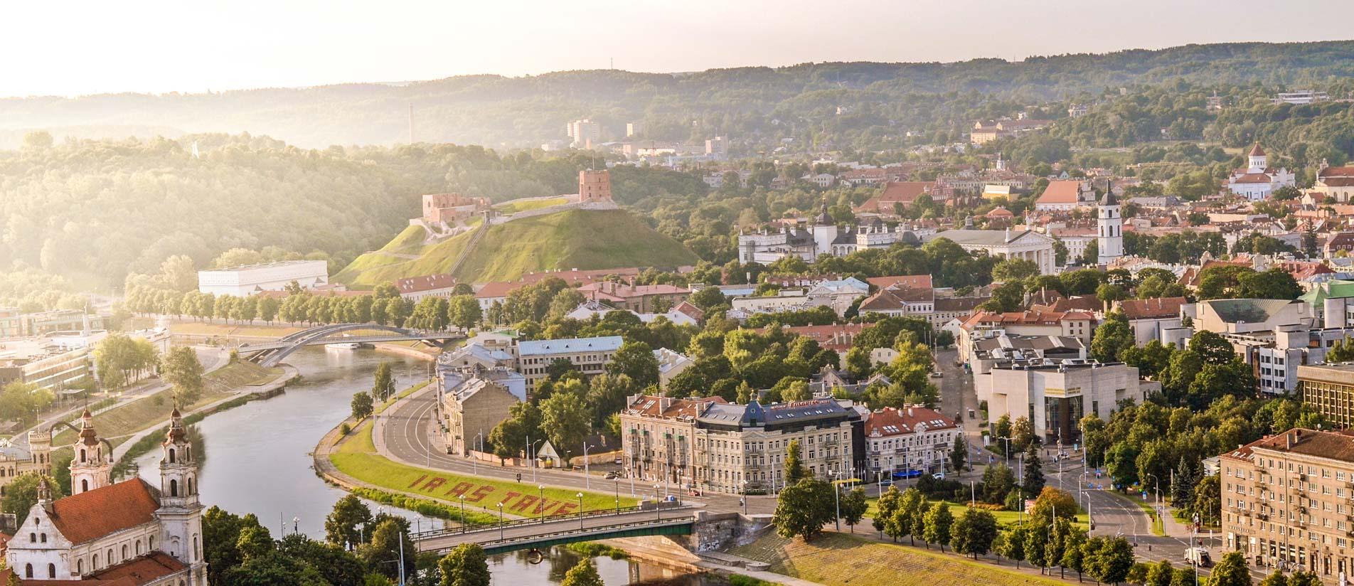В Вильнюсе вводят туристический налог