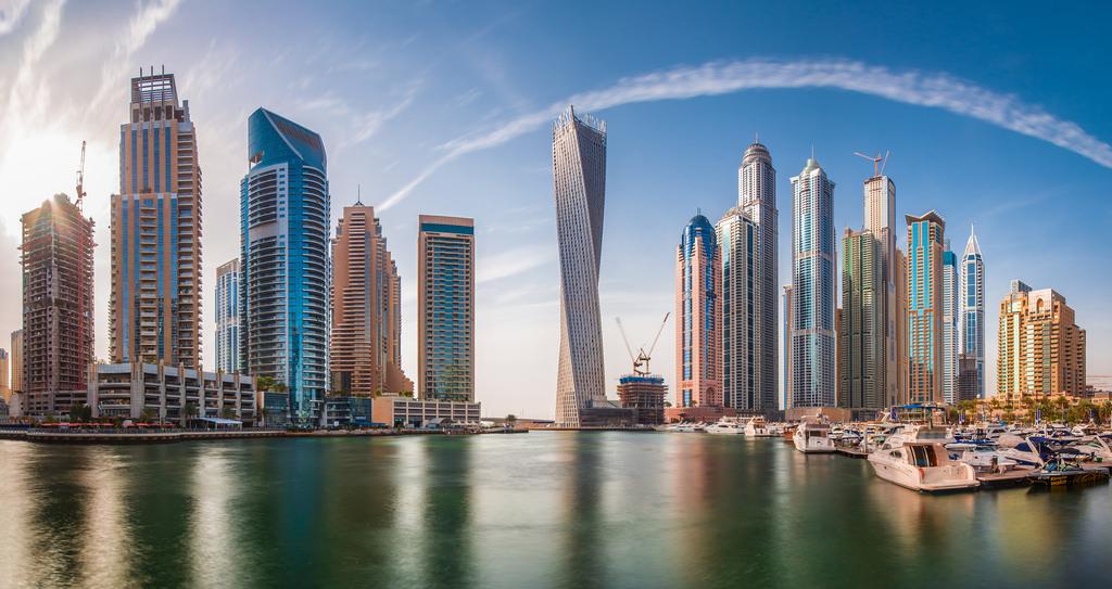 Дубай пригласит транзитных пассажиров на экскурсию по городу