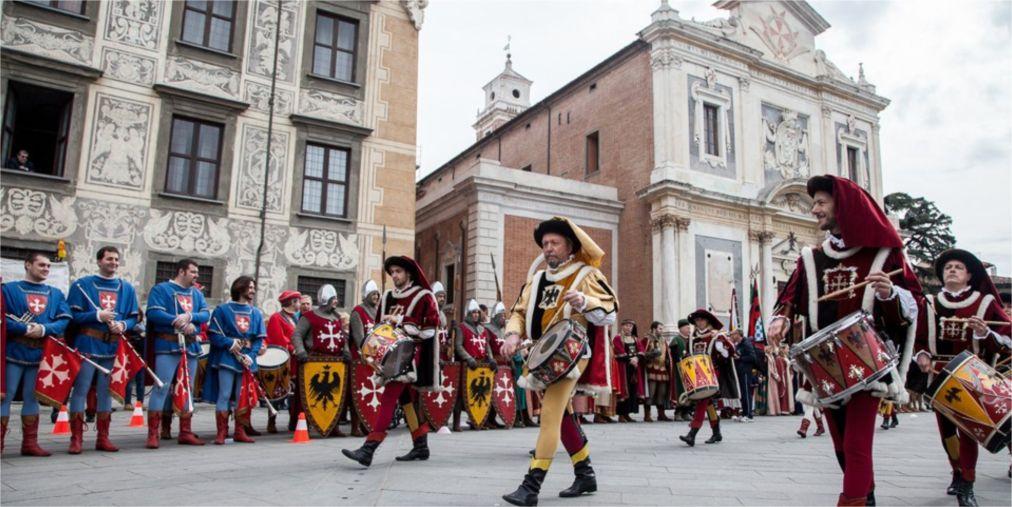 25 марта в Пизе будут встречать Новый 2019 год