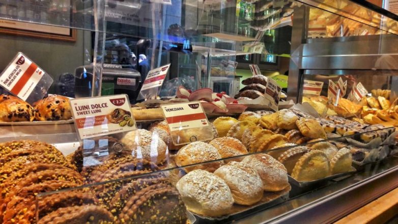О самой вкусной пирожковой Милана и об очень выгодном туре