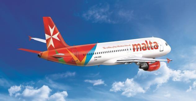 Регулярные рейсы в Мальту из Киева от AirMalta