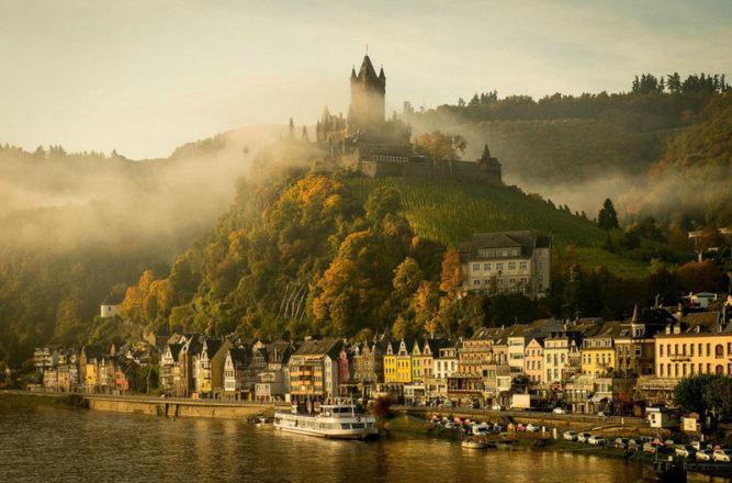 5 маленьких и очень уютных городов Европы