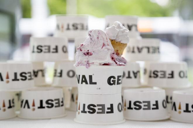 Во Флоренции начинается традиционный фестиваль мороженого