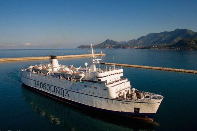 Возобновляется паромное сообщение между Черногорией и Италией
