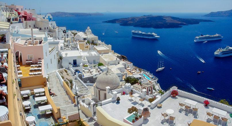 Топ-7 курортных островов Средиземноморья