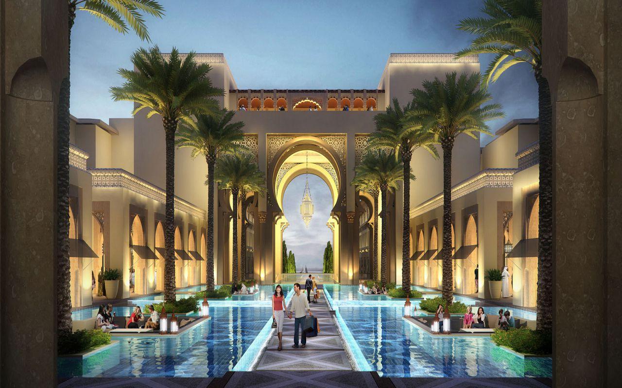 Открытие отеля Rixos Saadiyat Island 5*